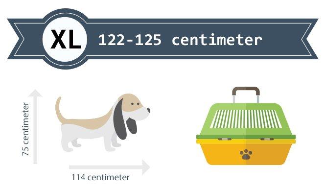Welke maat hondenbench is goed voor je hond? 23